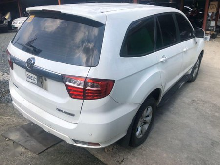 Sell 2016 Foton Toplander in Quezon City