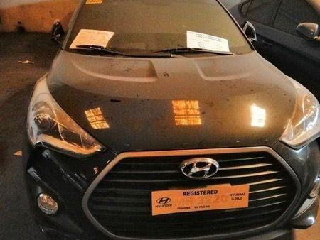 Selling Hyundai Veloster 2017 in Quezon City