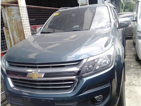 Sell 2017 Chevrolet Colorado in Quezon City