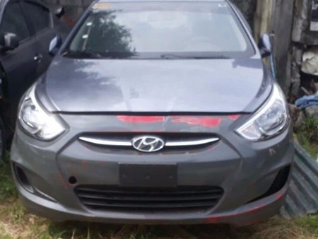 Selling Hyundai Accent 2018 in Quezon City