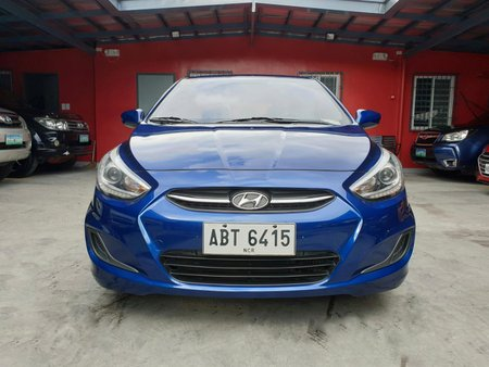 Hyundai Accent 2015 Manual Diesel