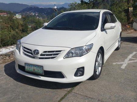 2011 Toyota Corolla Altis 1.6V