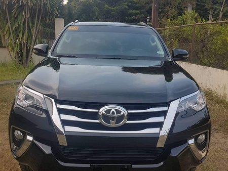 2018 Toyota Fortuner for sale in Laguna