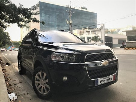2017 Chevrolet Captiva VCDi 7-seater (Automatic / DIESEL)
