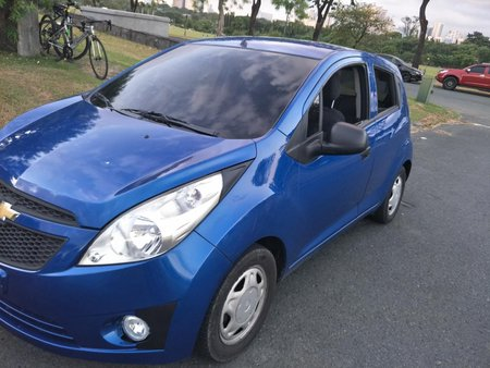Chevrolet Spark 2013 A/T
