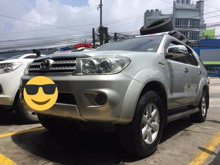 Toyota Fortuner 2010 V 4x4