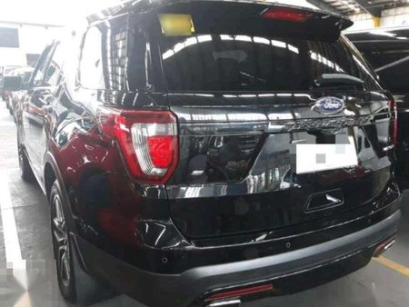 Sell 2017 Ford Explorer in Manila