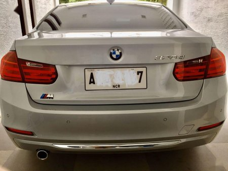 Bmw 3-Series 2015 for sale in Manila