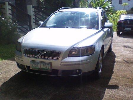 Volvo V50 2005 in Tagaytay City