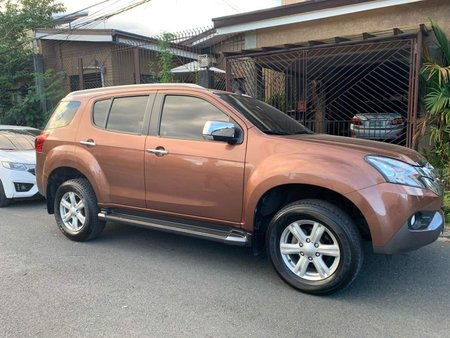 2015 Isuzu MUX FOR RUSH SALE