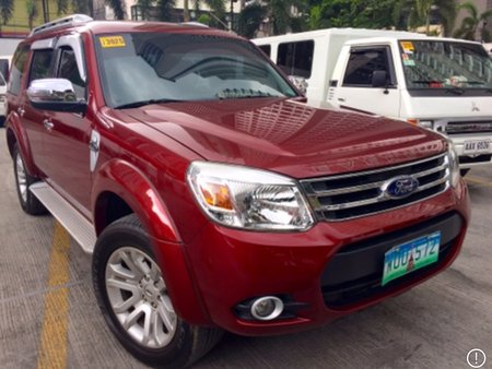 2013 Ford Everest Crdi Diesel Automatic