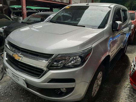 Selling Chevrolet Trailblazer 2019 in Quezon City