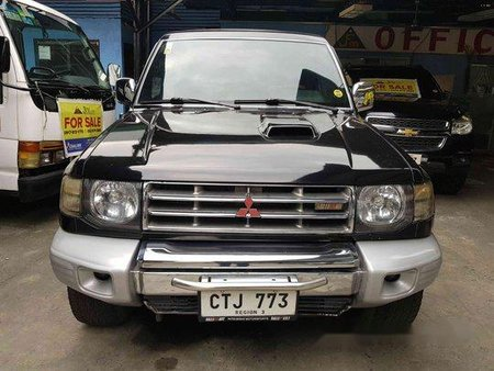 Black Mitsubishi Pajero 2003 for sale in Antipolo