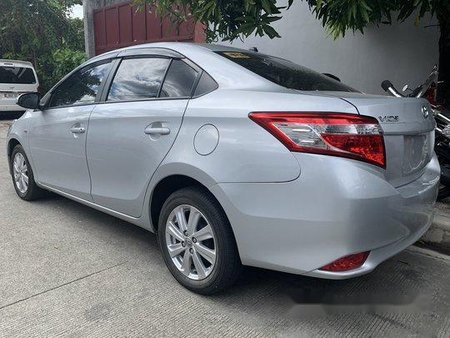 Selling Silver Toyota Vios 2017 in Quezon City