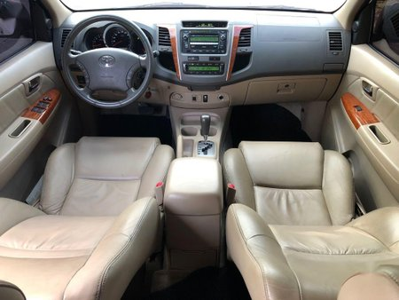 Toyota Fortuner 2011 for sale in Quezon City
