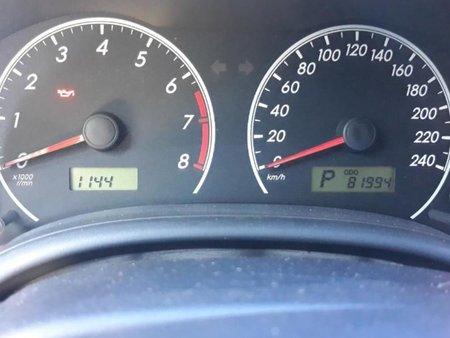 Selling Toyota Corolla Altis 2010 in Manila