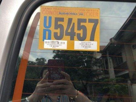 Sell Silver 2016 Suzuki Jimny in Manila