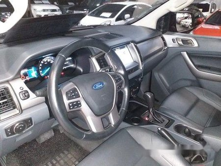 Sell Black 2017 Ford Everest in Quezon City