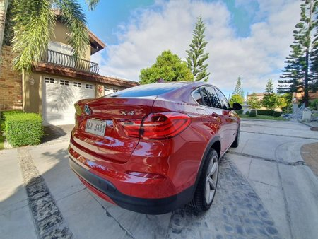 Bmw X4 2016 for sale in Bacoor
