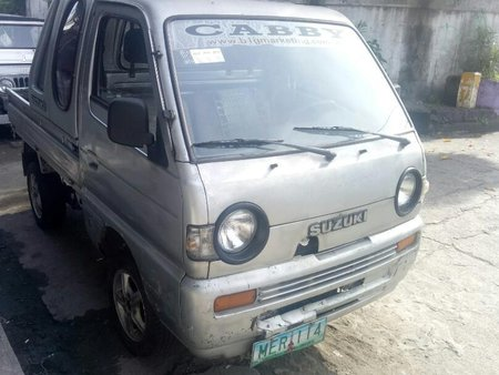 Sell 2010 Suzuki Carry in Manila