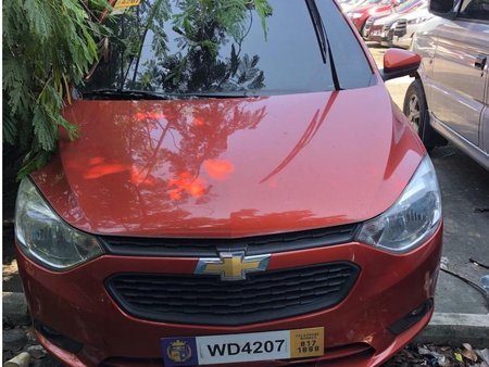 Chevrolet Sail 2016 for sale in Quezon City