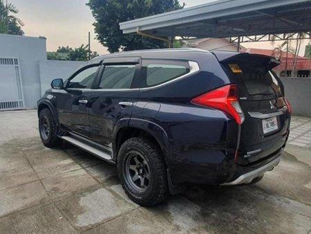 Sell 2016 Mitsubishi Montero Sport in Marikina