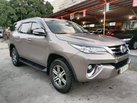 Sell 2016 Toyota Fortuner in Manila