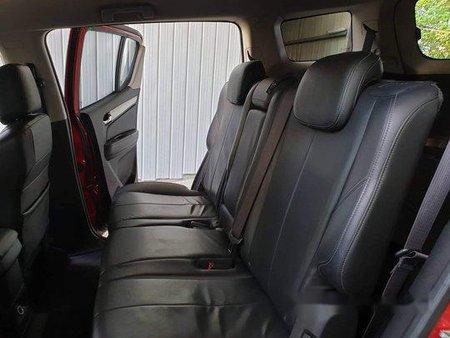 Selling Red Chevrolet Trailblazer 2017 in Mandaluyong