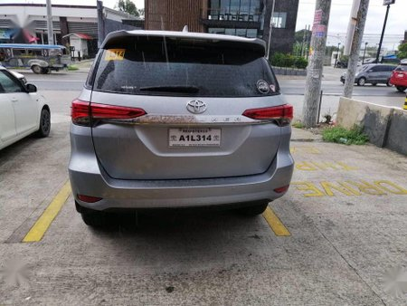 Sell 2018 Toyota Fortuner in Quezon City