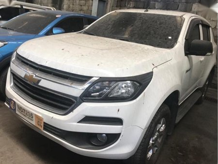 Sell 2017 Chevrolet Trailblazer in Quezon City