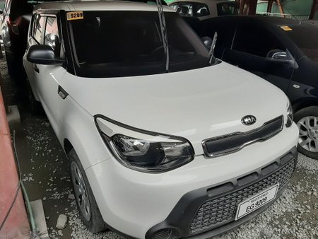 Kia Soul 2017 for sale in Quezon City