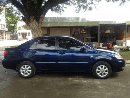 Selling Toyota Corolla Altis 2001 in Santa Maria