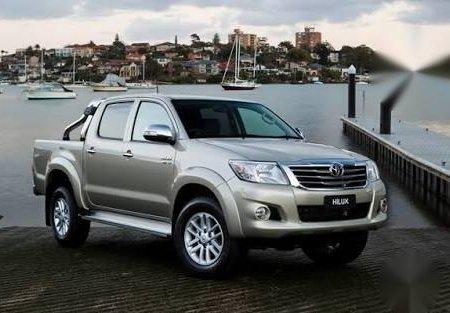 Toyota Hilux 2009 for sale in Mandaue