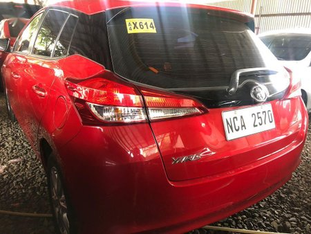Sell 2018 Toyota Yaris in Quezon City