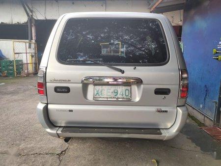 Sell 2001 Isuzu Crosswind in Marikina