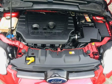 Sell 2014 Ford Focus in Quezon City
