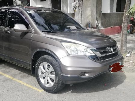 Lady Driven First Car Honda CRV 2010