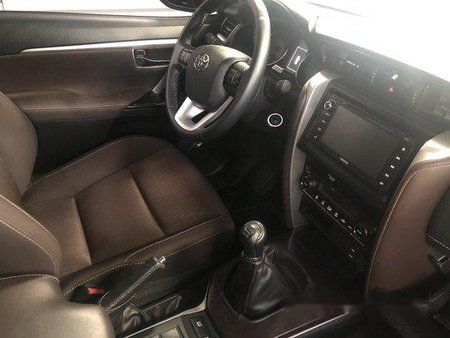 White Toyota Fortuner 2019 for sale in Quezon City