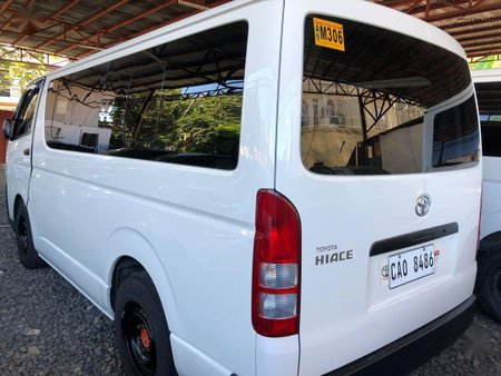Toyota Hiace 2019 for sale in Quezon City