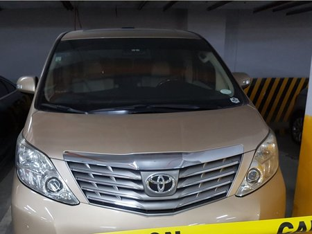 Toyota Alphard 2011 RUSH SALE!!!