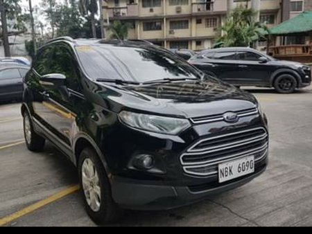 Ford Ecosport Trend 2017 Black Edition AT