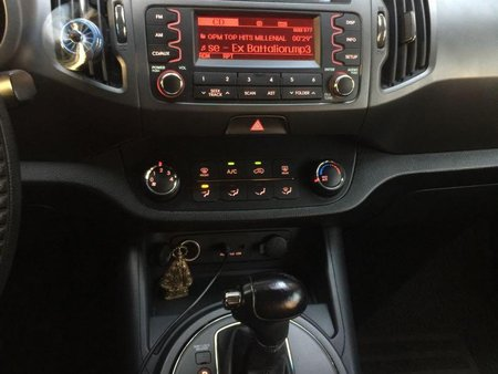 Sell 2015 Kia Sportage in Quezon City