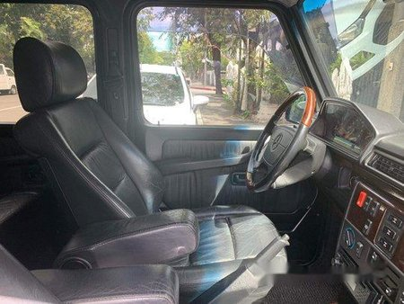 Sell Black 2000 Mercedes-Benz G-Class in Pasig