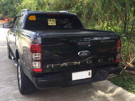 Sell 2015 Ford Ranger in Manila