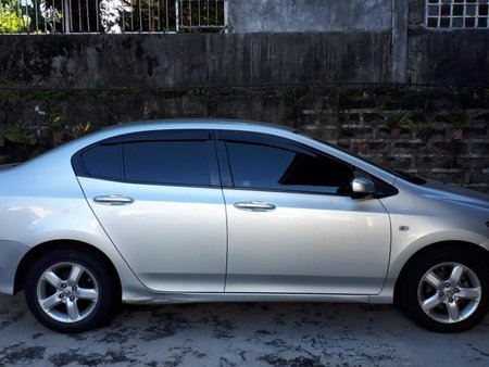 Silver Honda City 2010 for sale in Mandaluyong