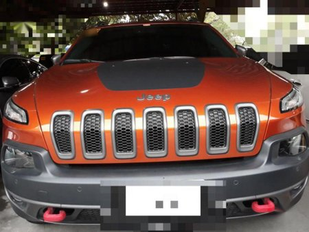 Jeep Cherokee 2017 for sale in Manila