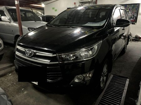 Toyota Innova 2018 for sale in Quezon City