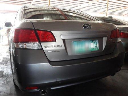 Subaru Legacy 2012 for sale in Manila