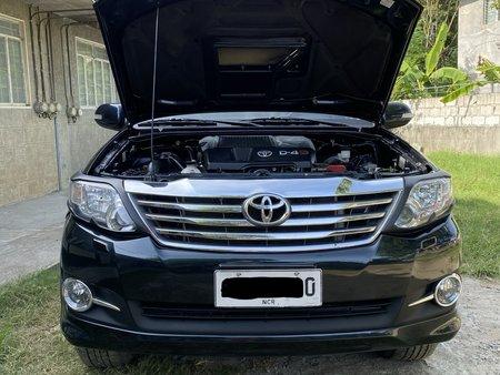 Toyota Fortuner V 2015