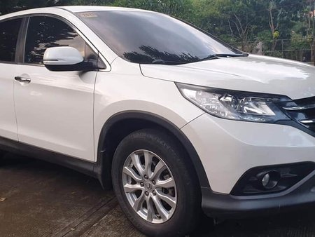 Used Honda Cr-V 2015 for sale in Quezon City